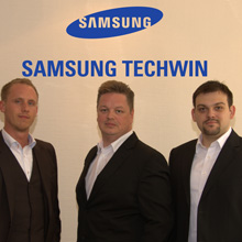 Nicolas Ullrich has also joined the Samsung Techwin DACH team as Business Development Manager