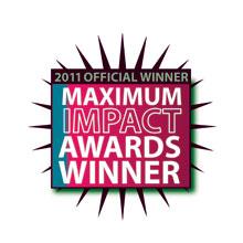 maximum impact awards logo
