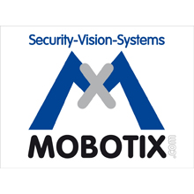 The MOBOTIX presentation stand includes 5 installed and connected MOBOTIX cameras and a T24 IP Video Door Station with operating modules and intercom