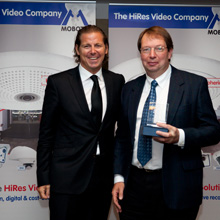 "Vaisala Ltd,was awarded a new ""Fellowship Award"" for its use of MOBOTIX technology across the globe"