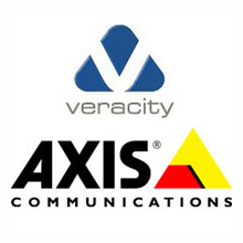Veracity and Axis Communications at NRF Loss Prevention Show