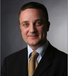 Mr. Jakob Scharf, Head of the Danish Security and Intelligence Service