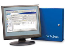Schlage bright blue web-enabled access control software