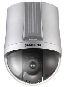 Samsung Techwin's latest SPD-3750T dome camera