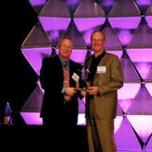 The Moxt Explosive Growth award for the year went to Pro-Tec Design