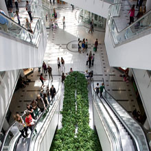Bentall Shopping Centre's security is maximised with Zada Technology's SharpView