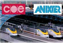 Anixter and COE provide equipment for remote monitoring