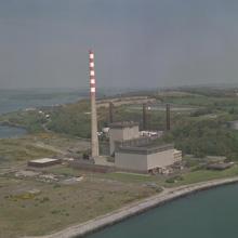 The Irish Republic's main generating company ESB