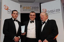 AD Group wins Integrated Security Product of the Year Award at IFSEC 2009