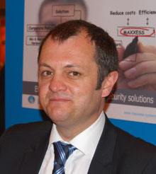 Peter Currie, MAXXESS Systems