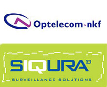 Optelecom-NKF is well-known for its Siqura surveillance systems