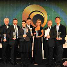 Winners awarded at the IFSEC International Security Industry Awards 2012