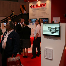 LILIN caused a storm of excitement at IFSEC 2012 with its HD IP technology solutions