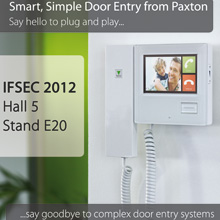 Net2 Entry is a smart, simple door entry system and marks a dynamic, fresh direction for Paxton