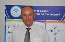 Vicon appoints Sales Director