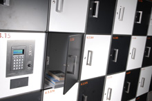 Nedap lockers