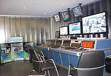 GCO Security Village in-house exhibition 2009