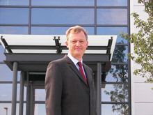 Paul Naldrett, managing director of HID Global, EMEA region (Europe, Middle East and Africa)