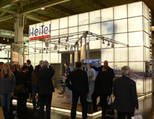 In early October, HeiTel Digital Video GmbH presented a variety of innovations including its new hybrid CamDisc HNVR video recorder and CamControl MV video wall software at the world's largest security technology trade fair