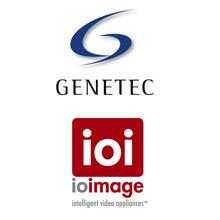 ioimage and Genetec announce technology partnership