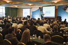 Twice a year the Milestone Integration Platform Symposium (MIPS) gathers the IP elite to hear industry speakers