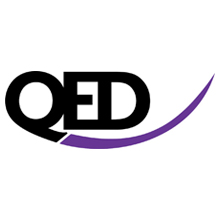 QED national distributor of CCTV equipment gave their website a total overhaul