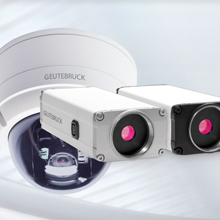 Basler specifically re-engineered selected IP box and dome camera models to complement GEUTEBRUCK's technology