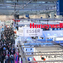Security Essen 2012 witnessed over 39,000 trade visitors and 1,086 exhibitors