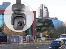 Thames Valley Police and Aylesbury District Council have chosen the latest Ganz C-Allview cameras to monitor two key road intersections
