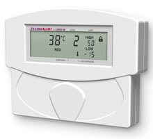 The EnviroAlert monitors, manufactured by Winland Electronics, will now be distributed by ADI-GARDINER throughout the UK