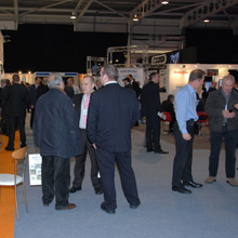 One of the most significant trends at this year's event has been the increase in attendance, both as visitors and seminar delegates, of security consultants.
