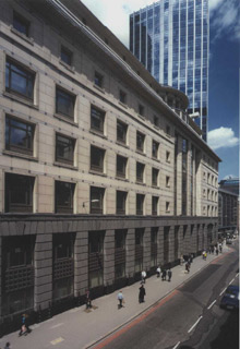 Axis Security is providing manned guarding at six of these prestigious buildings