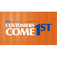HID Global launches 'Customers Come 1st' promotion