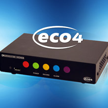 Dedicated micros release colour coded ECO4 digital video recorder variant