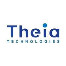 Theia sells through a network of distributors and resellers