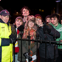 This will be the 20th year G4S Events has provided security and safety management services at Hogmanay