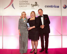Julie Kenny wins National First Women Award for Engineering and Manufacturing