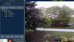Basics of Using PTZ Cameras as Part of a ViconNet VMS