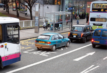 Synectics' CCTV software resolves traffic issues in Sheffield