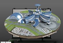 Interactive airport website from Siemens allows 3D visualisation