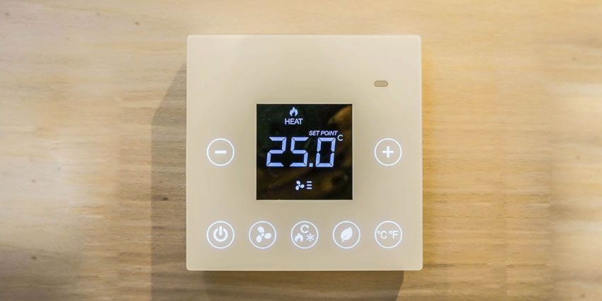 thermostat and HVAC IoT