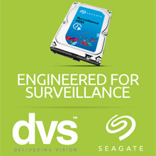 AV rated HDDs are specifically engineered for surveillance and are industry recognised as a standard requirement