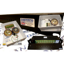 Dantech reports that over many years of production, the rate of failure of their 24VAC power supply products has remained consistently