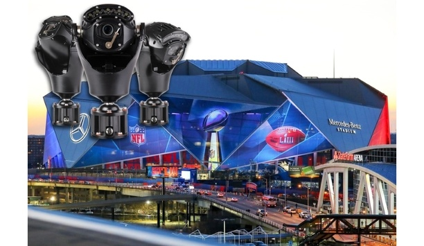 360 Vision Technology's Invictus PTZ Camera Deployed To Secure Super Bowl LIII