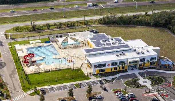 3xLOGIC and Redwire deliver multi-phase security system project for Tampa (FL) Metropolitan Area YMCA