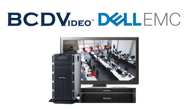 BCDVideo announces OEM with Dell EMC OEM Solutions