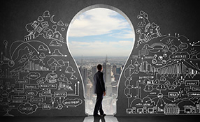 Utilizing intelligence analysts to improve business