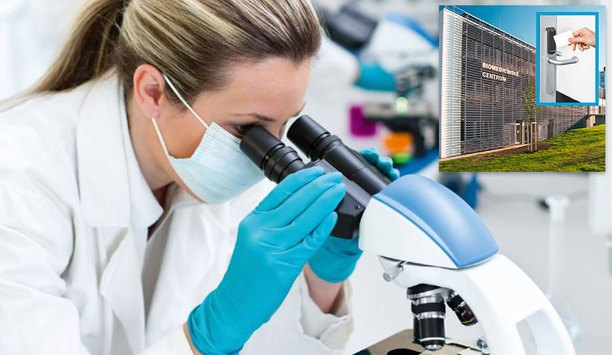 ASSA ABLOY Aperio Aperio® Protects The Next Generation Of Biomedical Research