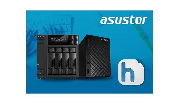 ASUSTOR announces release of NAS syncing app for hubiC cloud storage users