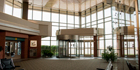 Boon Edam Tourlock 120S Revolving Door Installed At Walla Walla Regional Airport In Washington